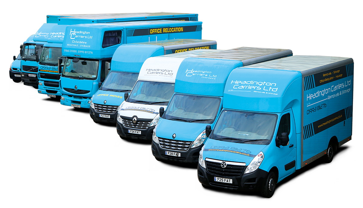 Headington Carriers Fleet