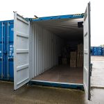 40ft Self Store Walk in Unit 2400 Cubic Ft